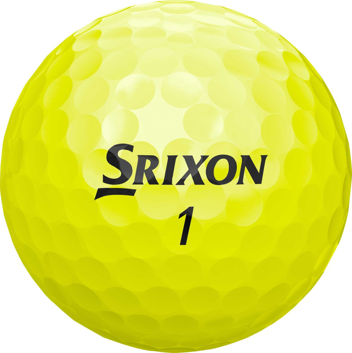 Srixon 2018 Soft Feel 11 Yellow Golf Balls