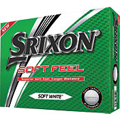 Srixon 2018 Soft Feel 11 Personalized Golf Balls
