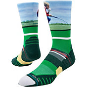 Stance Men's Jack Nicklaus Crew Golf Socks