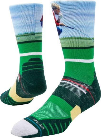 Stance Men's Jack Nicklaus Crew Socks