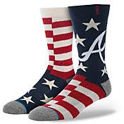 Stance Atlanta Braves Classic Crew Socks