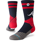 Stance Atlanta Braves Diamond Pro Crew Socks