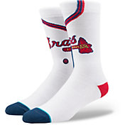 Stance Atlanta Braves Home Crew Socks