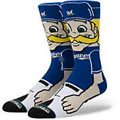 Stance Milwaukee Brewers Mascot Crew Socks