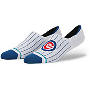 Stance Chicago Cubs Super Invisible Ankle Socks