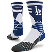 Stance Los Angeles Dodgers Diamond Pro Crew Socks