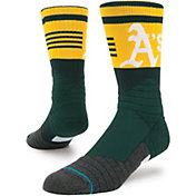 Stance Oakland Athletics Diamond Pro Crew Socks