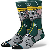 Stance Oakland Athletics Character Crew Socks