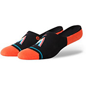 Stance Miami Marlins Super Invisible Ankle Socks