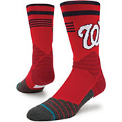 Stance Washington Nationals Diamond Pro Crew Socks