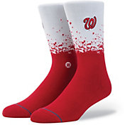 Stance Washington Nationals Fade Crew Socks