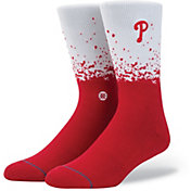 Stance Philadelphia Phillies Fade Crew Socks