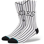 Stance Colorado Rockies Home Crew Socks