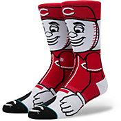 Stance Cincinnati Reds Mascot Crew Socks