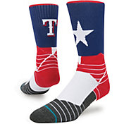 Stance Texas Rangers Diamond Pro Crew Socks