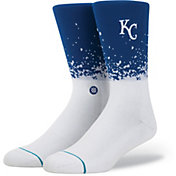 Stance Kansas City Royals Fade Crew Socks