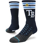Stance Tampa Bay Rays Diamond Pro Crew Socks