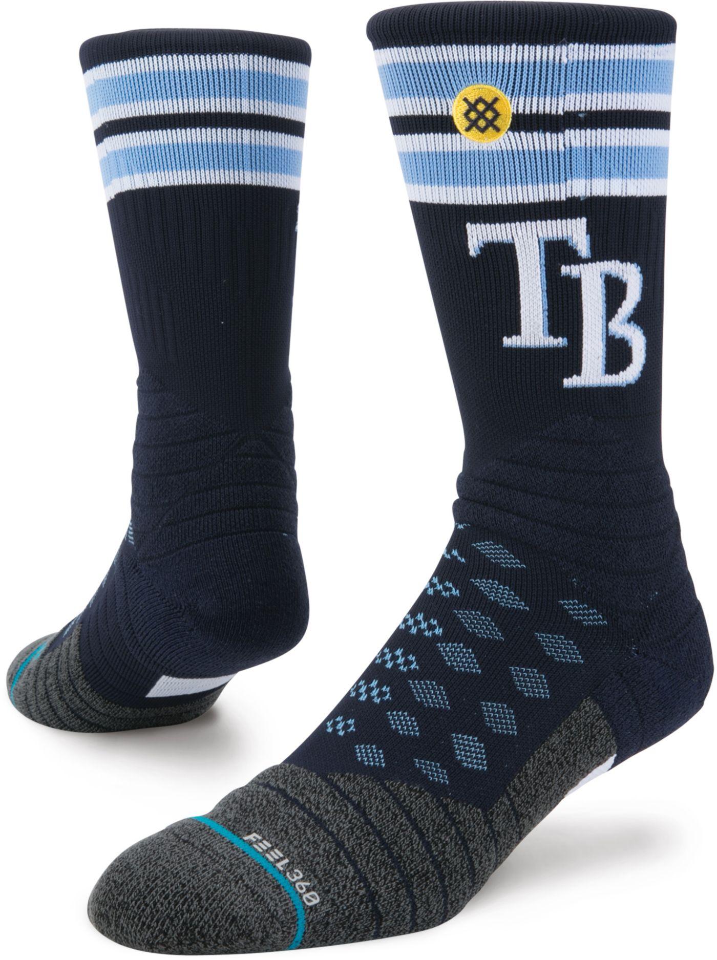 Stance Tampa Bay Rays Diamond Pro Crew Socks