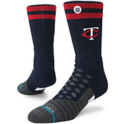 Stance Minnesota Twins Diamond Pro Crew Socks