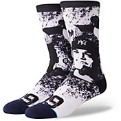 Stance New York Yankees Aaron Judge Splatter Crew Socks