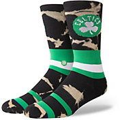 Stance Boston Celtics Acid Wash Crew Socks