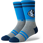 Stance Dallas Mavericks City Gym Crew Socks