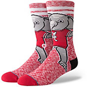 Stance Alabama Crimson Tide Character Crew Socks