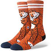 Stance Auburn Tigers Character Crew Socks