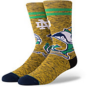 Stance Notre Dame Fighting Irish Character Crew Socks
