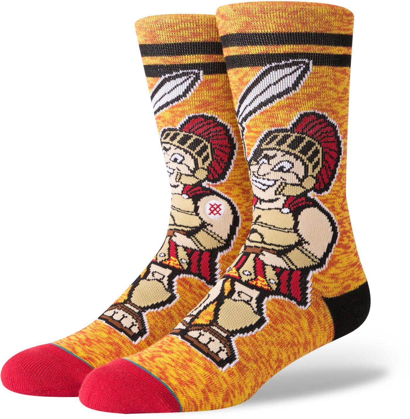 Stance USC Trojans Character Crew Socks