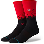 Stance Men's Tampa Bay Buccaneers Training 360 Crew Socks