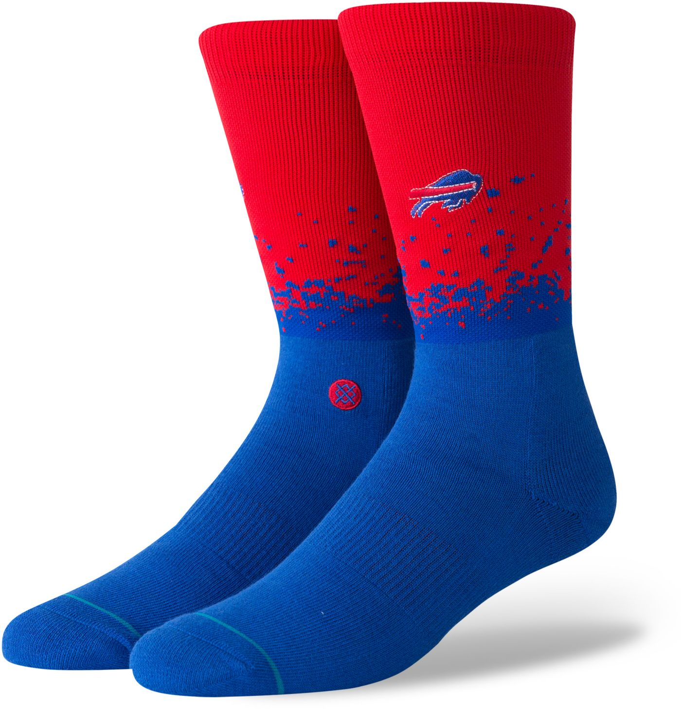 Stance Men's Buffalo Bills Training 360 Crew Socks