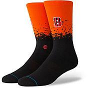 Stance Cincinnati Bengals Training 360 Crew Socks