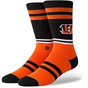 Stance Cincinnati Bengals Logo Crew Socks