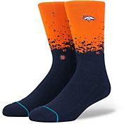 Stance Denver Broncos Training 360 Crew Socks