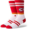 Stance Kansas City Chiefs Logo Crew Socks