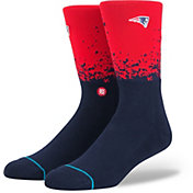 Stance Men's New England Patriots Training 360 Crew Socks