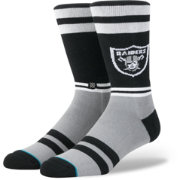 Stance Oakland Raiders Logo Crew Socks