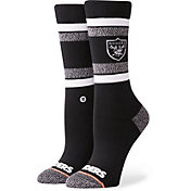 Stance Oakland Raiders Light Crew Socks