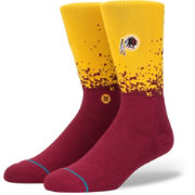 Stance Washington Redskins Training 360 Crew Socks