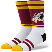 Stance Washington Redskins Sideline Crew Socks