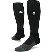 Stance Youth MLB Diamond Pro On-Field Black Sock