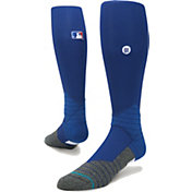 Stance Youth MLB Royal Diamond Pro On-Field Bright Royal Sock