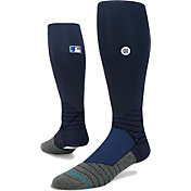 Stance Youth MLB Diamond Pro On-Field Navy Sock