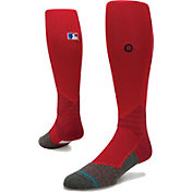 Stance Youth MLB Diamond Pro On-Field Red Sock