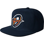 Starter Men's Orlando Apollos Structured Navy Adjustable Snapback Hat