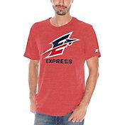 Starter Men's Memphis Express Champs Red Heathered T-Shirt