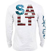 Salt Life Men's American Salt Long Sleeve T-Shirt