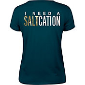 Salt Life Women's I Need A Saltcation Short Sleeve T-Shirt