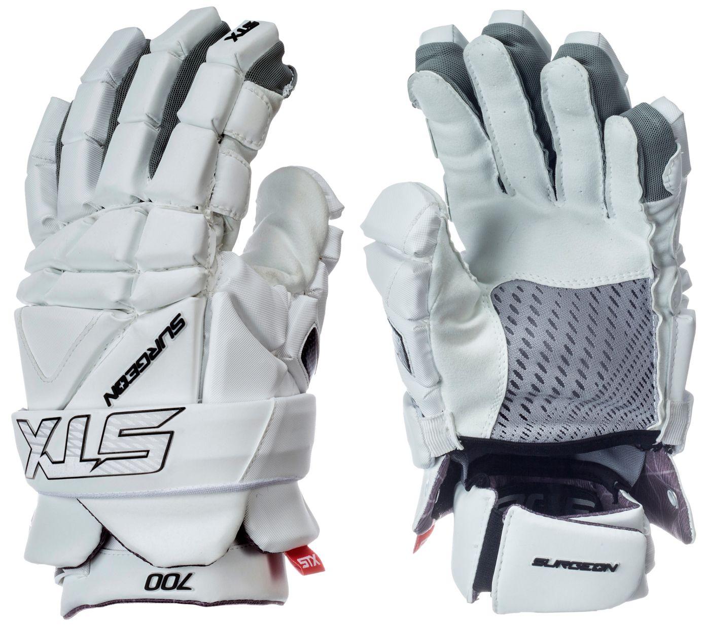 STX Men's Surgeon 700 Lacrosse Gloves